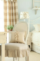 Dove Broadstripe Horizontal by Peony and Sage