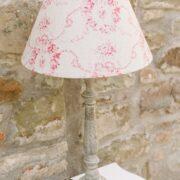 Handmade empire lampshades peony sage clarabelle1b008 dcl3517web empire lampshade mathilde aloadofball Images