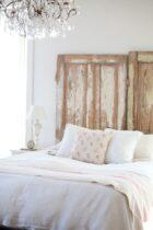 Sweetpeas Cushion by Peony and Sage Fabrics