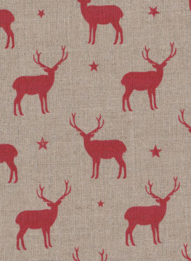 red stags by Peony & Sage