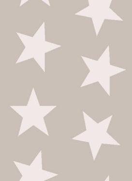 Twinkle Stars Gustavian Grey