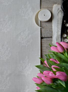 Olivia Gustavian Grey by Peony & Sage