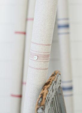 Danish Stripe Pink by Peony & Sage