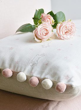Rabbit All Star Cushions