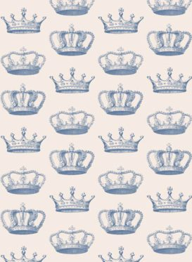 Crowns Oxford Blue