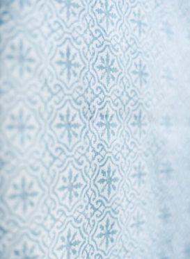 Lakshmi Bamburgh Blue by Peony & Sage