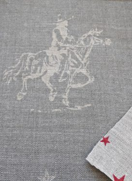 Cowboys Large by Peony & Sage