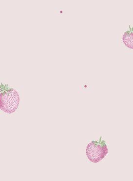 Strawberry Powder Pink