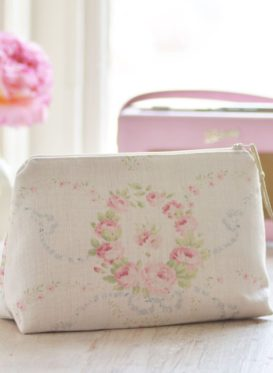 Make Up Bag by Peony and Sage