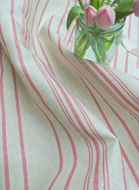 Skandi Stripe Jemima Red by Peony & Sage