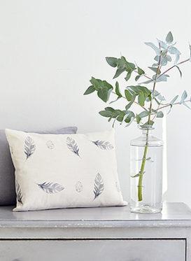 Feather Cushion Bamburgh