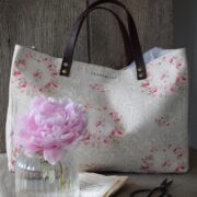 Dumpy Bag by Peony and Sage