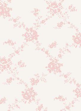 Giardino Blush On White