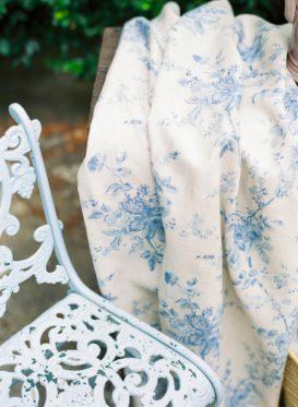 Mia Porcelain Blue by Peony & Sage