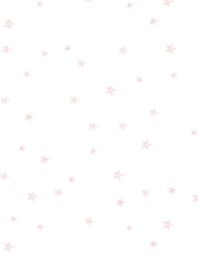 Tiny Stars Pale Pink Icing On White Wallpaper